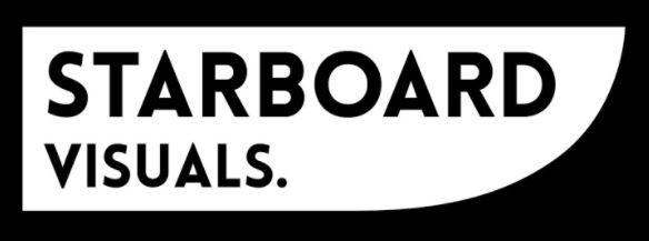 Logo Starboard Visuals